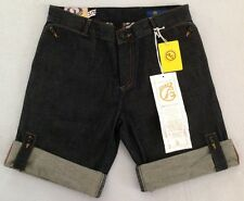 NWT Women's AG Adriano Goldschmied Mandolin Short Jeans Size 25 MSRP $123