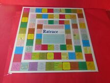 WADDINGTONS RATRACE GAME BOARD For 1984 Board Game Double Sided English French