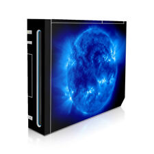 Wii Game Console Skin - Blue Giant - Decal Sticker