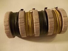 Vietnam era Pocket spool  Army Trip Wire 160 Feet, collectible item + many uses