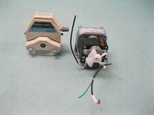 Cole-Parmer Masterflex L/S 7518-00 Easy-Load Pump Head Barnant Motor L24 (2598)