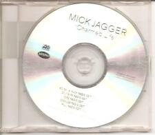 """ROLLING STONES Mick Jagger """"Charmed Life"""" Acetate Promo CD"""