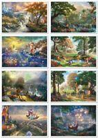 NEW! LOT 20 postcards Fairy-tale DISNEY cartoon Thomas Kinkade postcard modern