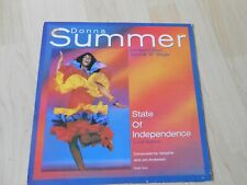 Donna Summer ‎– State Of Independence  1982 12""