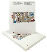 CANADA 1982 Year Book Stamp Collection, A full set of Canada Post's 1982 Stamps