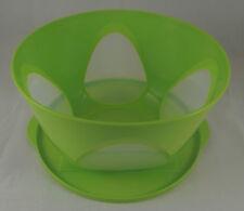 Tupperware C 143 Mediterrano Mediterano Schüssel 4,3 l hellgrün grün Neu OVP