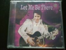 RARE ELVIS PRESLEY CD - LET ME BE THERE - MEMORY RECORDS