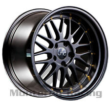 18X10 5X108 JNC 005 MATTE BLACK made for FORD VOLVO