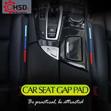 Seat Gap Filler Leather Padding Spacer For BMW E46 E52 E53 E60 E90 E91 E92 E93