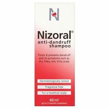 Nizoral Anti Dandruff Shampoo 60ml Fragrance