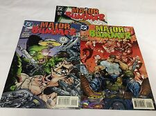 MAJOR BUMMER# 1-15 (DC/1997/ARCUDI/MAHNKE/NGUYEN/0715419) NEAR FULL SET OF 13
