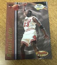 1997-98 BOWMANS BEST TECHNIQUES - MICHAEL JORDAN - CARD #T2