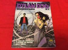 DYLAN DOG GRANDE RISTAMPA - numero 3 - SERGIO BONELLI EDITORE - BUONE CONDIZIONI
