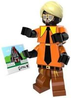 Ninjago Lord Garmadon Masters of Spinjitsu Ninja Grizzle Custom Lego Mini Figure
