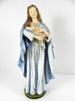 Madonna Maria mit Kind,29 cm Statue,Made in Italy,neu