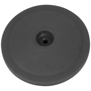 S&S Cycle 170-0124 Stealth Air Cleaner Cover - Domed Bobber - Black