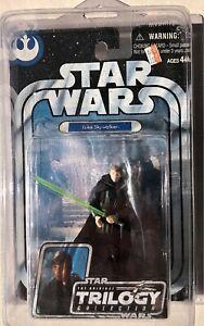 Star Wars Luke Skywalker Endor Original Trilogy Collection Figure Hasbro 2004