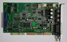 Logitech Soundman Games ISA Soundkarte (Media Vision Jazz MVD1208, OPL3, 1993)