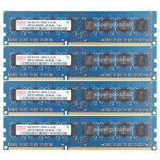 Para Hynix 4GB 8GB 16GB 2RX8 PC3-10600U DDR3-1333MHz 240PIN memoria DIMM sobremesa