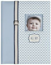 Cr Gibson Baby Boy First Five Years Memory Book~ All Boy~ Milestones