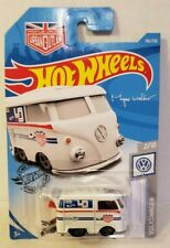 2019 Hot Wheels #136 White Kool Kombi Magnus Walker Volkswagen