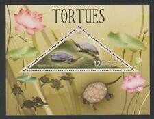 Congo - 2014, 1200f Tortoise (Tortues) sheet - MNH