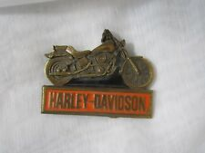 VTG Harley Davidson Motorcycle Belt Buckle Harmony Design Siskiyou 93 C-87  USA 902dba5d1fc