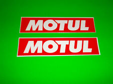 KX KXF RM RMZ YZ YZF CR CRF 65 80 85 125 250 450 MOTUL LUBRICANTS OILS STICKERS