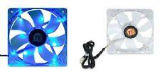 Thermaltake AF0032 120 mm 12 cm BLUE LED FAN VENTOLA case 1800 rpm 70 CFM 32 dB