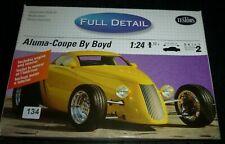 Testors Aluma-coupe by Boyd Full Detail Model Kit 1 24