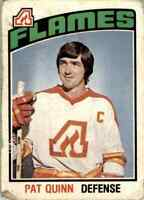 1976-77 O-Pee-Chee Pat Quinn #289