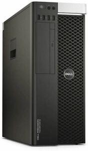 Dell Precision T5810 Workstation Server,Xeon E5 1620 v3 3.5GHz, 256GB SSD+4TB HD
