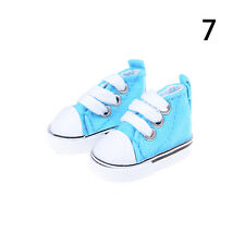 5cm Doll Accessory Sneakers Shoes for BJD dolls,Fashion Mini Canvas Shoes Toy SD