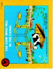 The Cow Who Fell in the Canal-ExLibrary