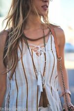Tank, Cami Hand-wash Only Striped Regular Tops & Blouses for Women
