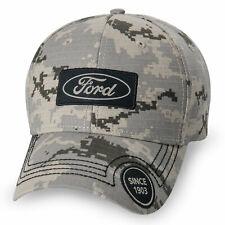 Authentic Ford Digital Camo Cap HAT 1331324