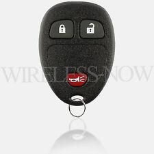 Car Key Fob Remote 2Btn For 2007 2008 2009 2010 2011 2012 2013 GMC Sierra