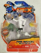 GENERATOR REX  PUNK BUSTER ARCTIC SUIT REX ACTION FIGURE Free Shipping!