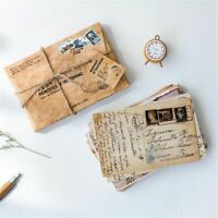 30pcs Vintage Style Creative Postcards Retro Memories of Restoring Postcards