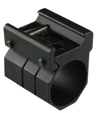 """1"""" 1 Inch (25.4mm) Picatinny/Weaver Mount for Laser and Flashlight"""