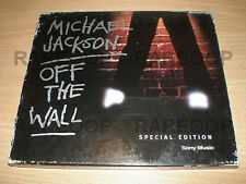 Off The Wall [Special Edition] by Michael Jackson (CD, 2001) ARGENTINA PROMO