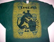 Santana Mayan Aztec Inca Adult Unisex Green Long Sleeves Pullover Apparel 2XL