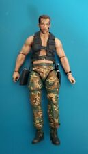 "NECA PREDATOR Series 9 JUNGLE ENCOUNTER DUTCH movie 7""ARNOLD action figure loose"