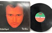 Phil Collins No Jacket Required LP Vinyl Record Album Original 1985 Pressing