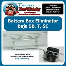 Team FastEddy HPI BAJA 5B 5T 5SC BATTERY BOX ELIMINATOR