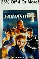 Fantastic Four (DVD, 2009, Widescreen)~25% Off 4 Or More!