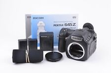 GOOD PENTAX 645Z BODY, 3BATTS, CHARGER, STRAP, MANUALS, 24,972 ACTS, TESTED
