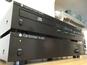 CAMBRIDGE AUDIO DISCMAGIC 1 SF-91 & DACMAGIC 2 TDA1305 CD PLAYER REMOTE EXC WO
