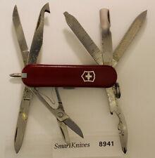 Victorinox Minichamp Swiss Army knife. Used, very good condition #8941