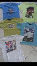lot 25 vêtements été garçon 8 ans Petit Bateau, Sergent Major, IKKS,Okaïdi...